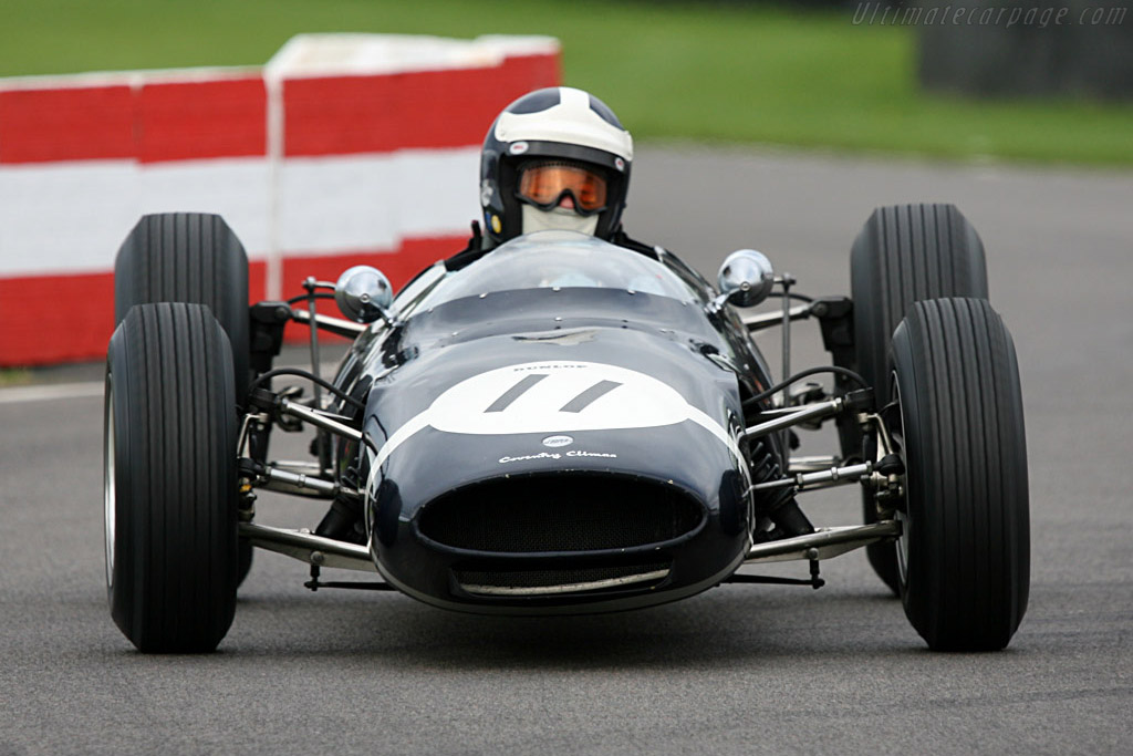 Cooper T66 Climax - Chassis: F1-2-63   - 2007 Goodwood Revival
