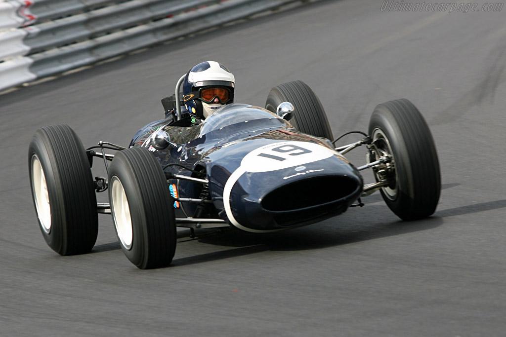 Cooper T66 Climax - Chassis: F1-2-63   - 2006 Monaco Historic Grand Prix