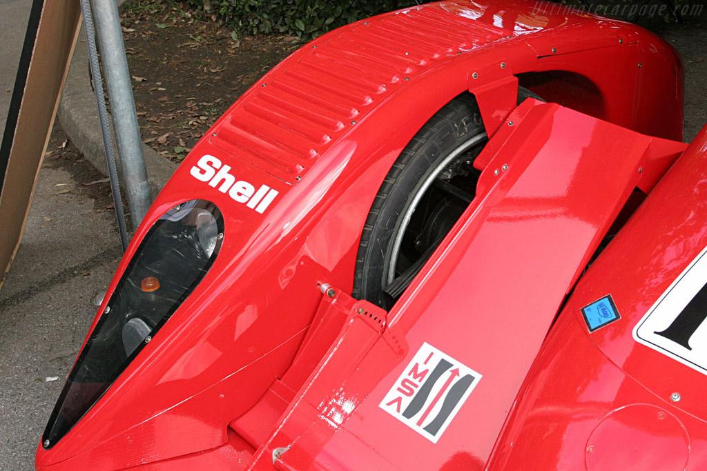 Allard J2X-C - Chassis: 001   - 2007 Goodwood Festival of Speed