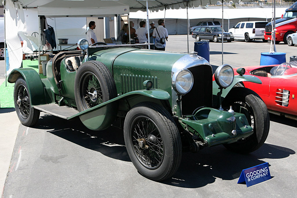 Click here to open the Bentley 4½-Litre 'Blower' Gurney Nutting Boat Tail Speedster gallery