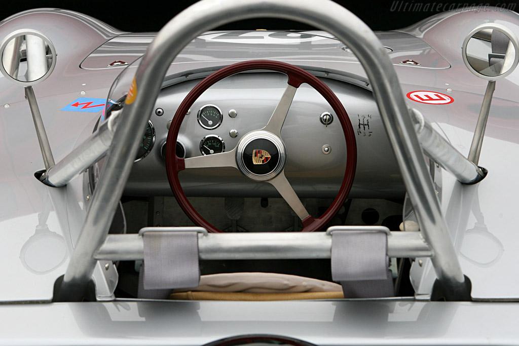 Porsche 718/2 RSK Spyder - Chassis: 718-027  - 2007 Monterey Historic Automobile Races