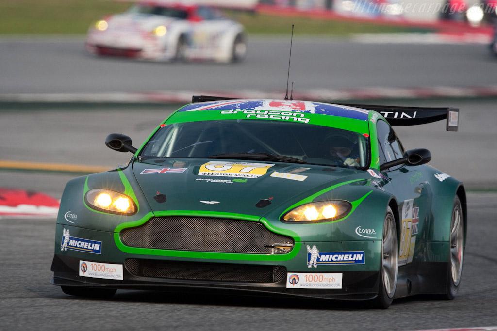 Aston Martin V8 Vantage GT2 - Chassis: GT2/002   - 2009 Le Mans Series Catalunya 1000 km