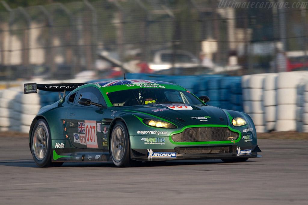 Aston Martin V8 Vantage GT2 - Chassis: GT2/001   - 2009 Sebring 12 Hours