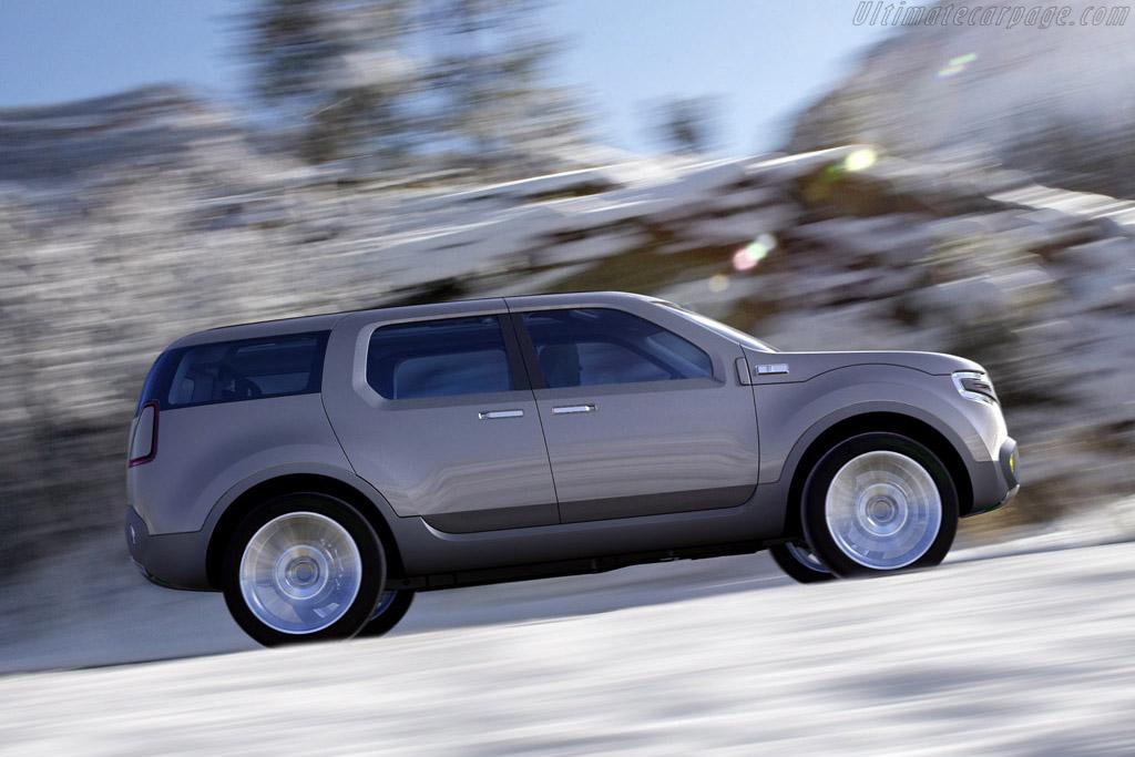 Ford Explorer Concept >> Ford Explorer America Concept