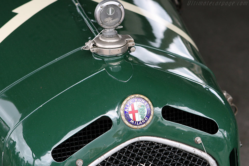 Alfa Romeo 8C 2600 Monza - Chassis: 2211130   - 2007 Goodwood Revival