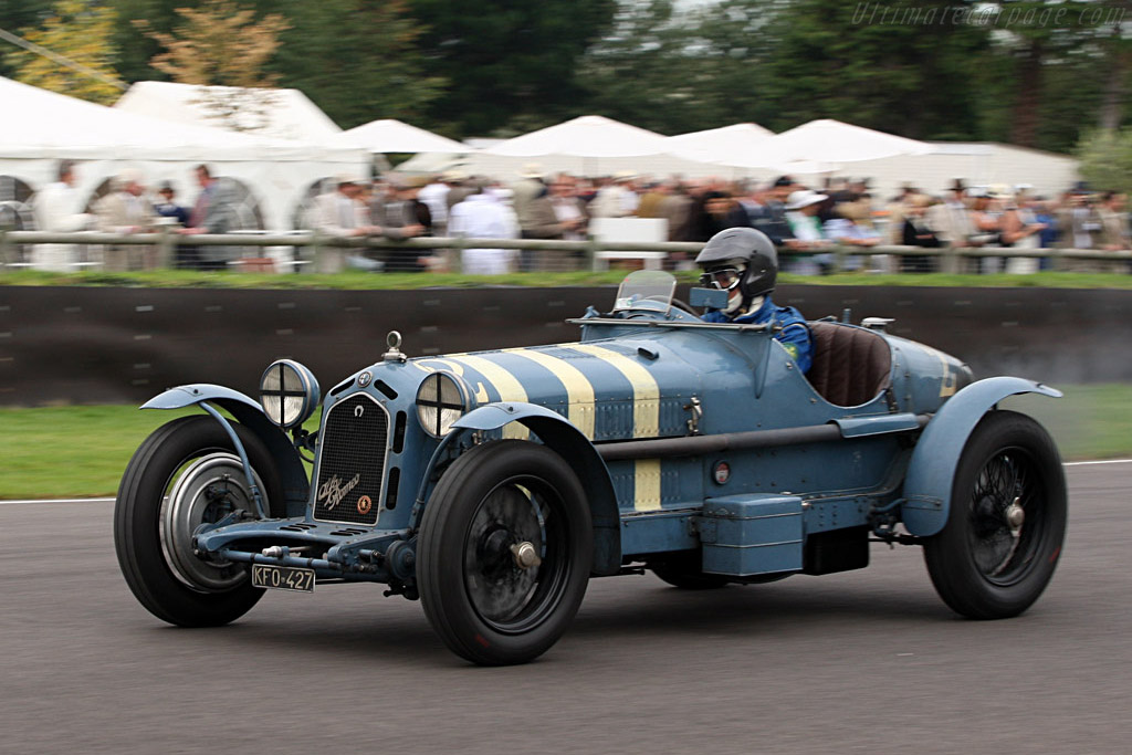 Alfa Romeo 8C 2600 Monza - Chassis: 2211077   - 2007 Goodwood Revival