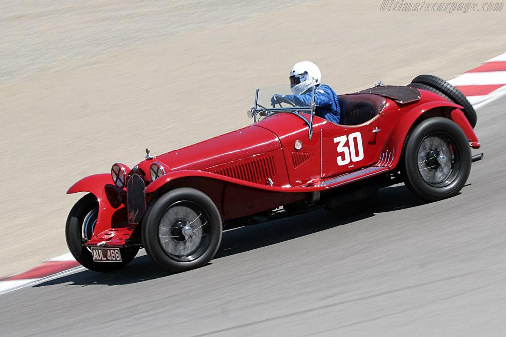 Alfa Romeo 8C 2300 Zagato Spider - Chassis: 2111007  - 2005 Monterey Historic Automobile Races