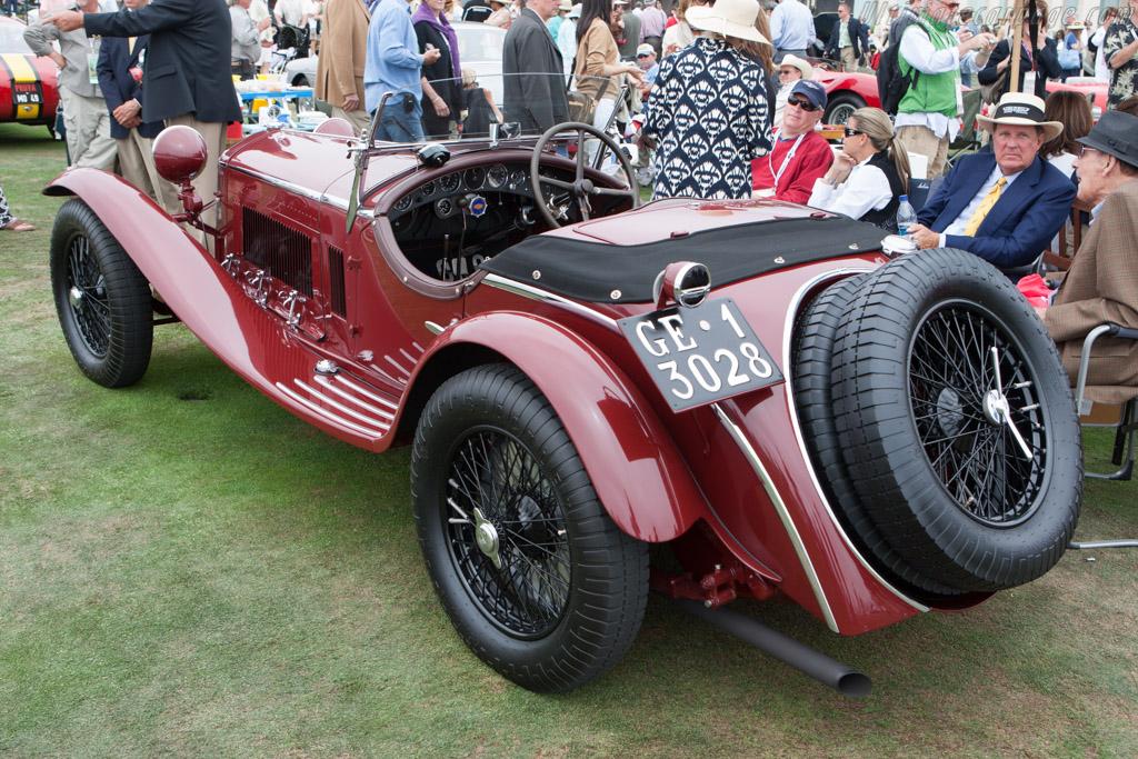 Alfa Romeo 8C 2300 Zagato Spider - Chassis: 2211052   - 2009 Pebble Beach Concours d'Elegance