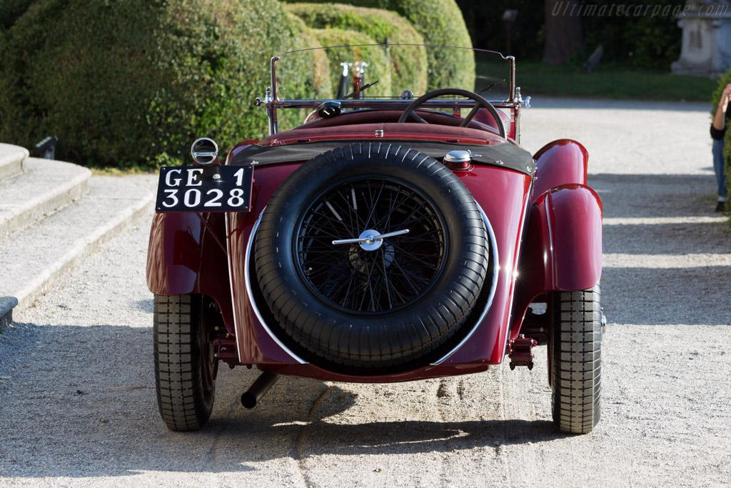 Alfa Romeo 8C 2300 Zagato Spider - Chassis: 2211052   - 2015 Concorso d'Eleganza Villa d'Este
