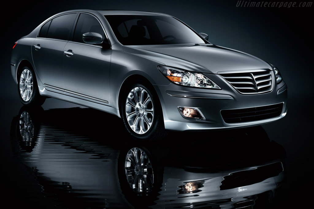 Click here to open the Hyundai Genesis gallery