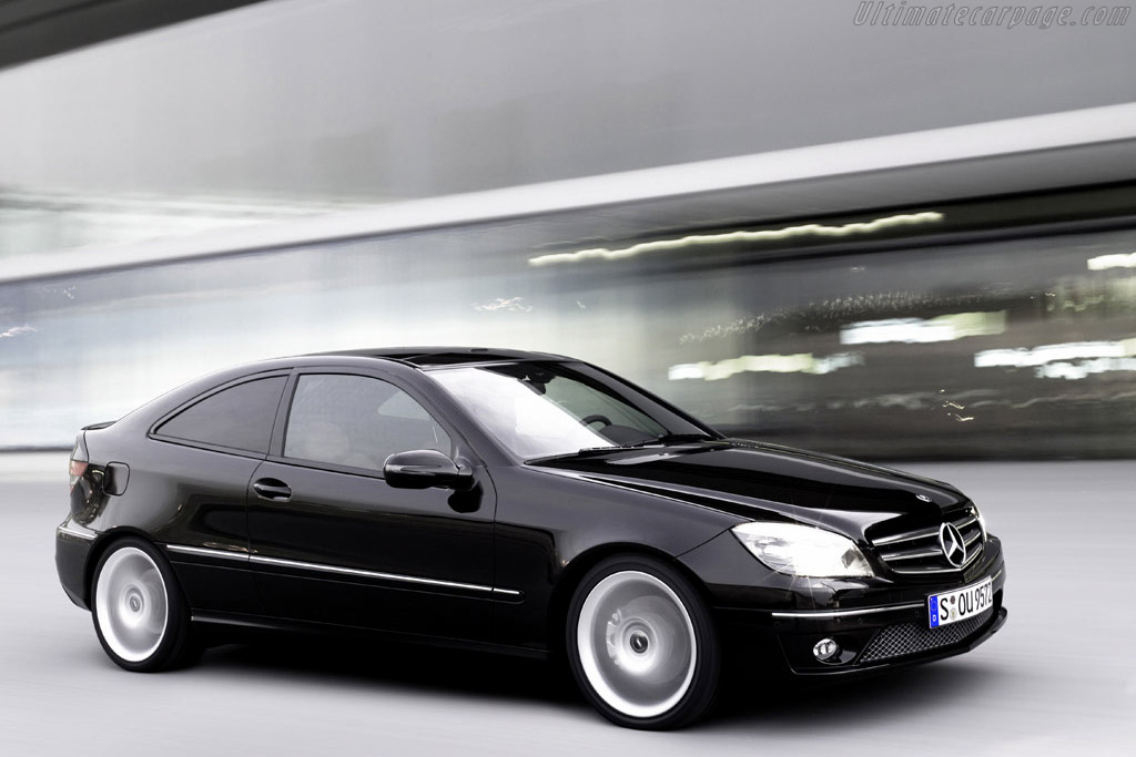 2008 Mercedes Benz Clc 200 Kompressor Images Specifications And Information