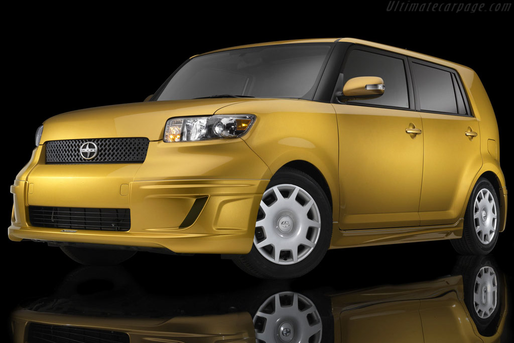 2008 Scion Xb Release Series 5 0 Images Specifications