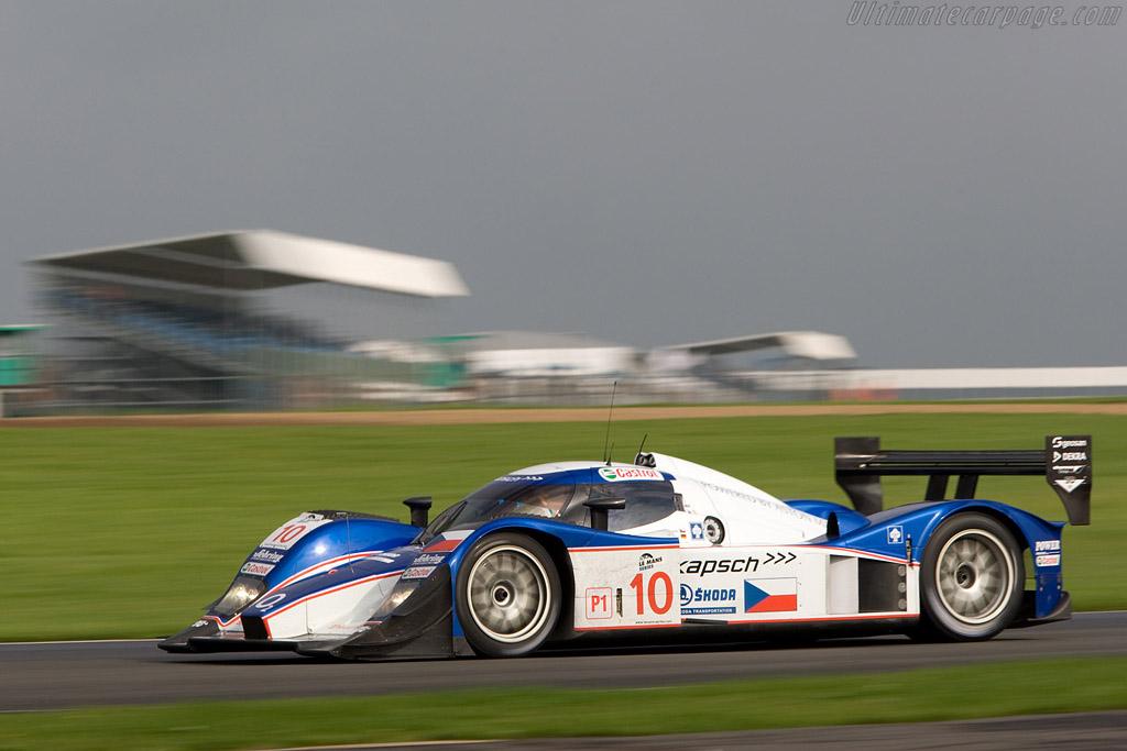 Lola B08/60 Aston Martin - Chassis: B0860-HU02   - 2008 Le Mans Series Silverstone 1000 km