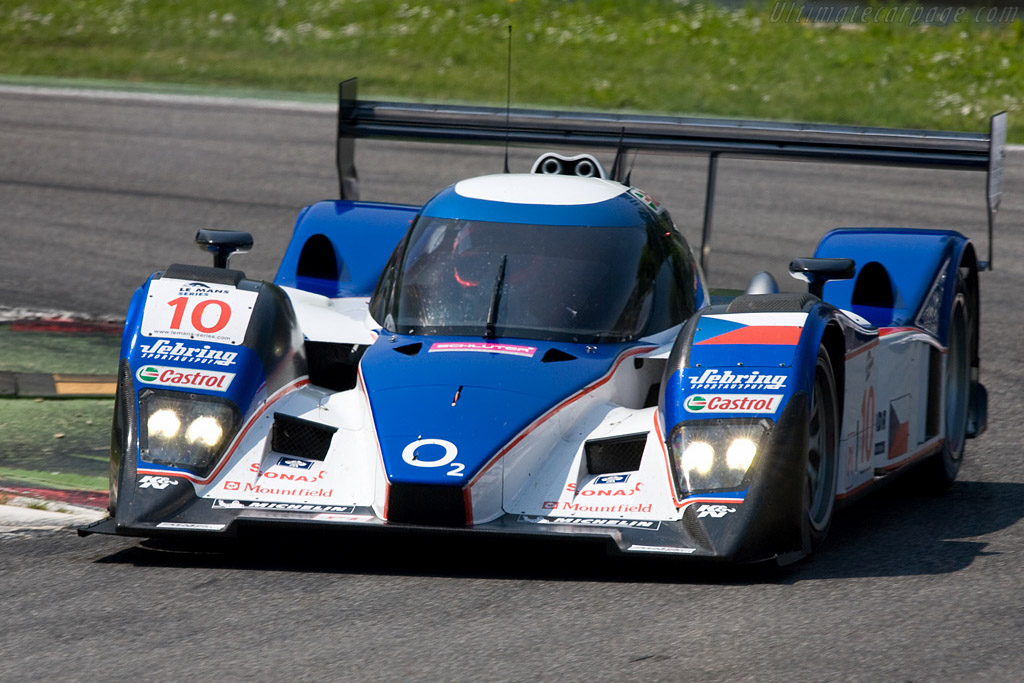 Lola B08/60 Aston Martin - Chassis: B0860-HU01   - 2008 Le Mans Series Monza 1000 km