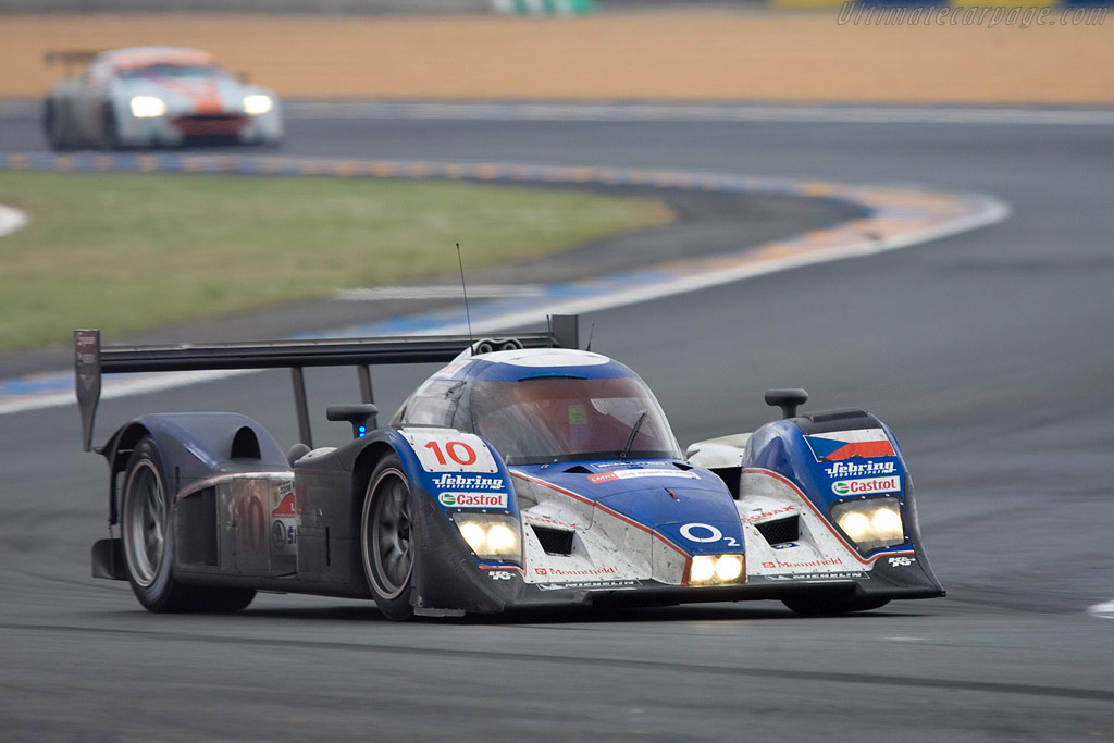 Lola B08/60 Aston Martin - Chassis: B0860-HU01  - 2008 24 Hours of Le Mans