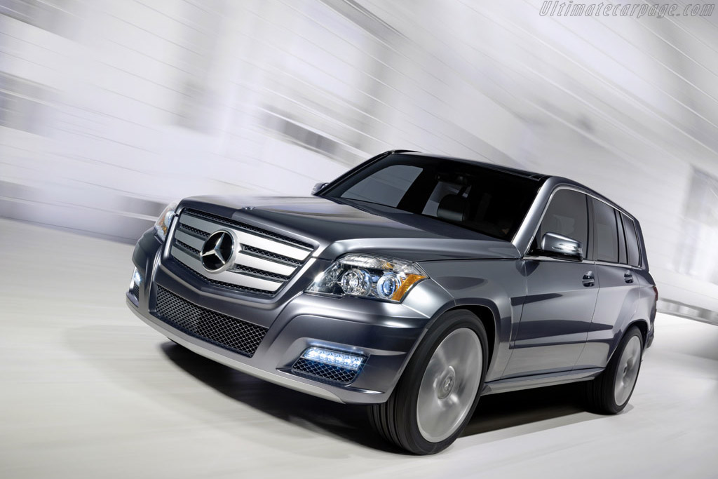Mercedes benz vision glk townside for Mercedes benz vision statement
