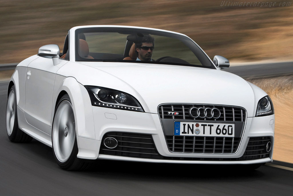 Click here to open the Audi TTS Roadster gallery