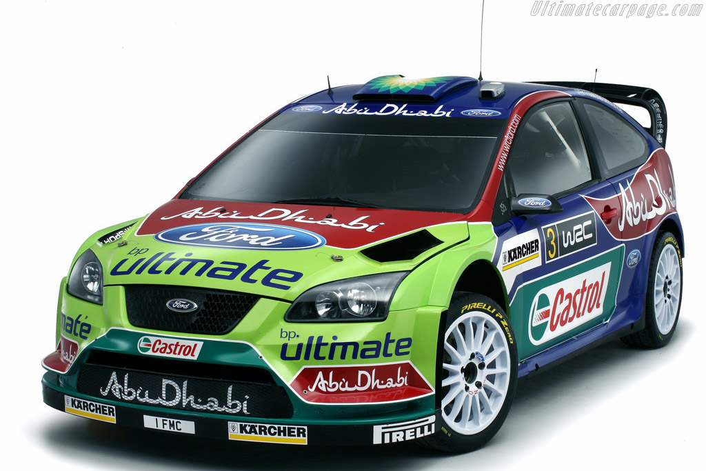 Click here to open the Ford Focus RS WRC 08 gallery