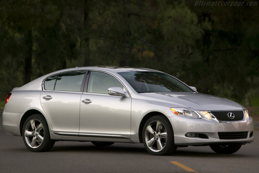 Click here to open the Lexus GS 460 gallery