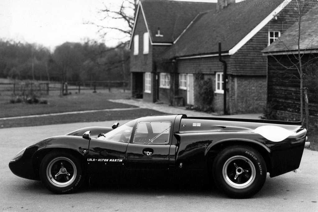 lola  mk coupe aston martin images specifications  information