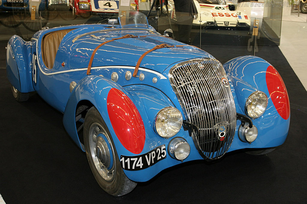 Click here to open the Peugeot 302 Darl'mat Competition Roadster gallery