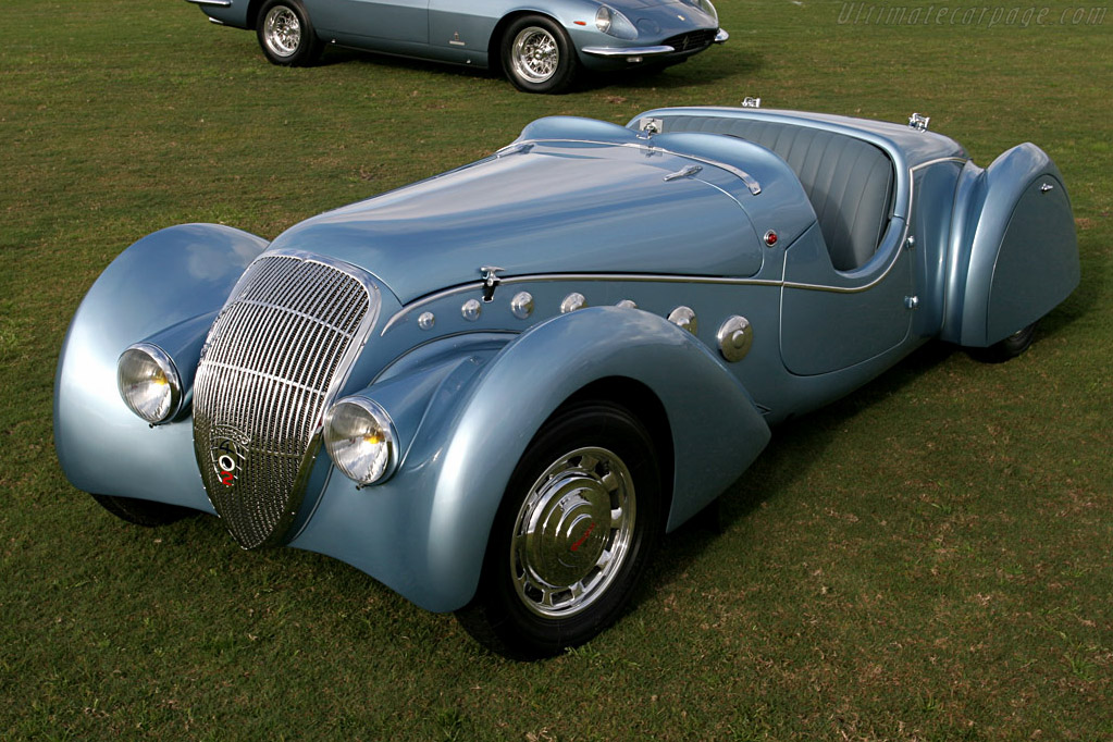 1937 1938 Peugeot 402 Darl Mat Roadster Images