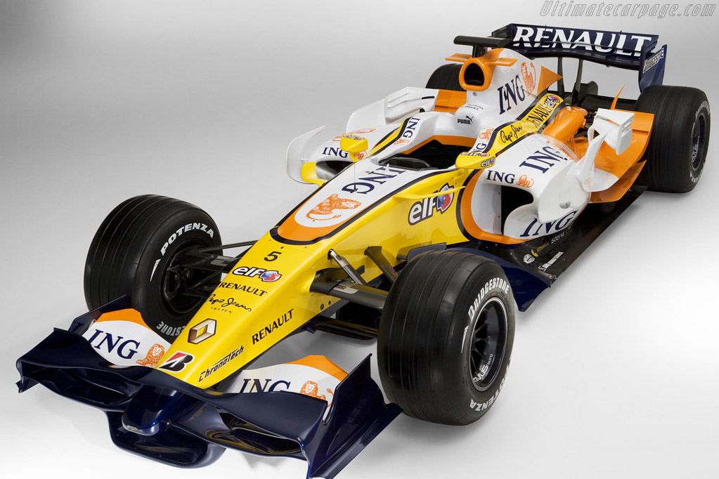 Click here to open the Renault R28 gallery