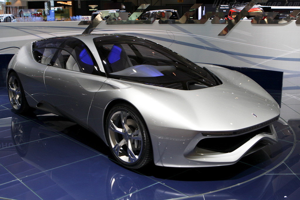 Click here to open the Pininfarina Sintesi Concept gallery