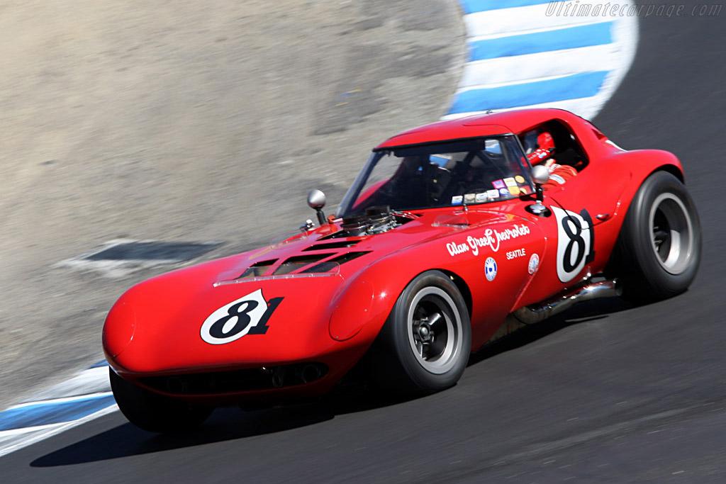 Cheetah Chevrolet Coupe - Chassis: BTC003   - 2007 Monterey Historic Automobile Races