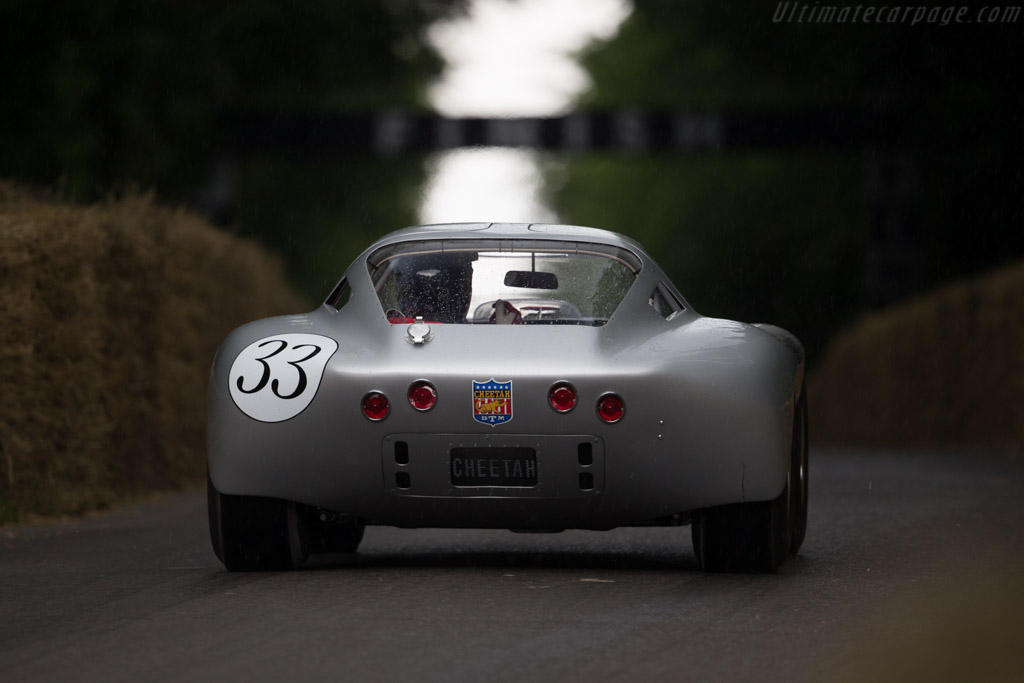 Cheetah Chevrolet Coupe - Chassis: 006   - 2016 Goodwood Festival of Speed