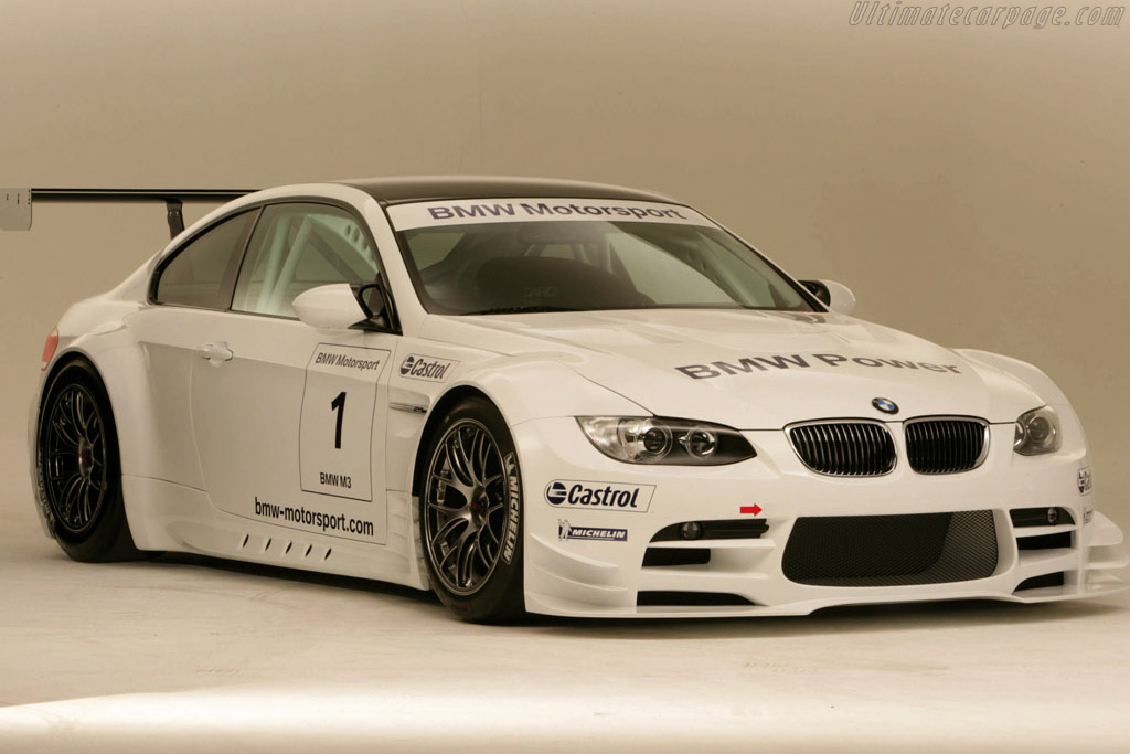 Click here to open the BMW E92 M3 GTR gallery