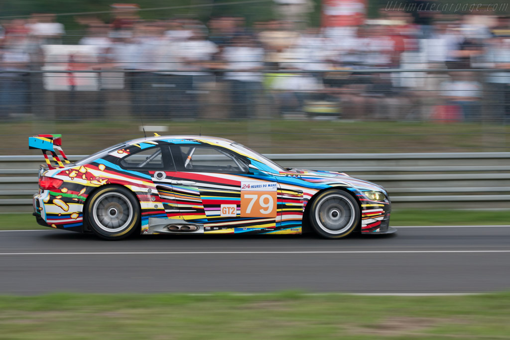 BMW M3 GT2 - Chassis: 1002  - 2010 24 Hours of Le Mans