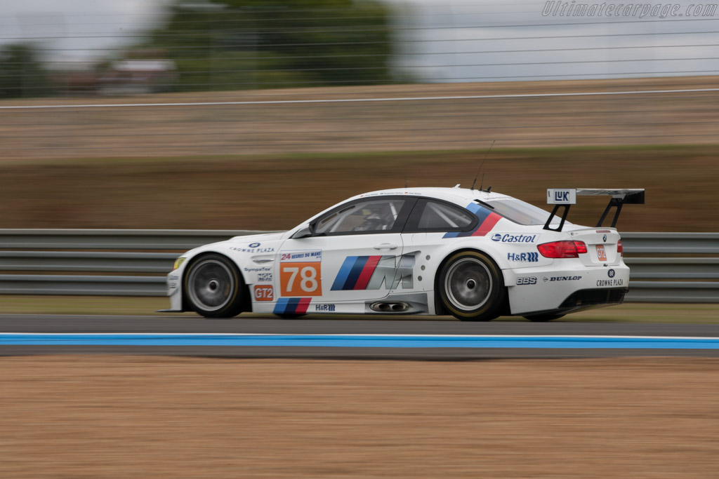 BMW M3 GT2 - Chassis: 1001   - 2010 24 Hours of Le Mans
