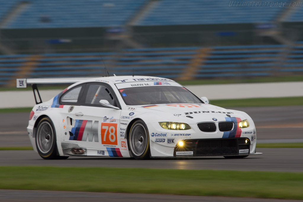 BMW M3 GT2 - Chassis: 1001   - 2010 Le Mans Series Silverstone 1000 km (ILMC)