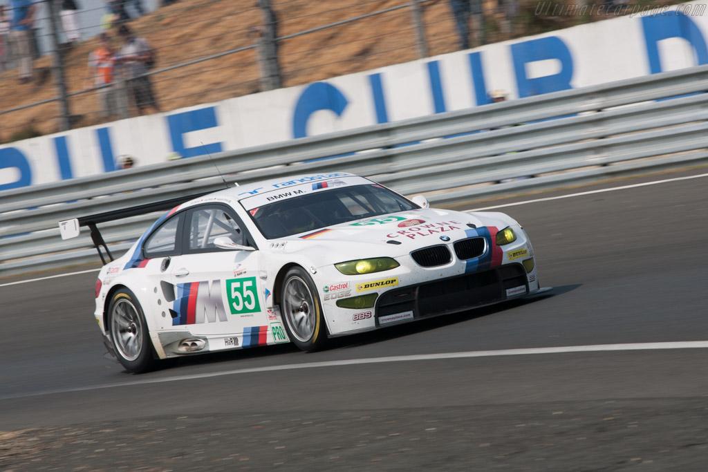 BMW M3 GT2 - Chassis: 1103   - 2011 Le Mans Test