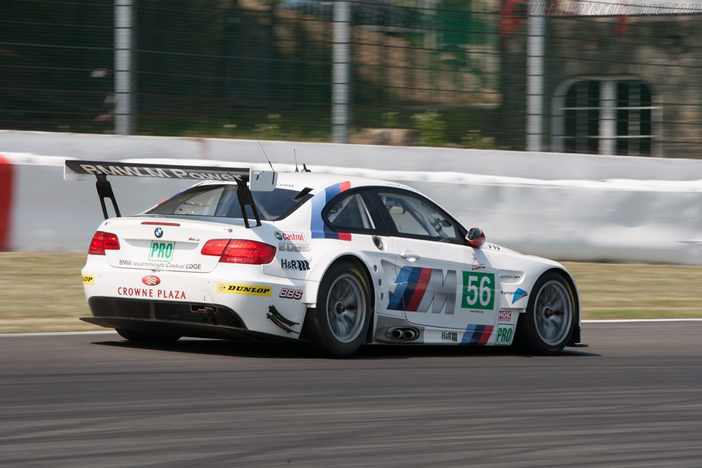 BMW M3 GT2 - Chassis: 1106  - 2011 Le Mans Series Spa 1000 km (ILMC)