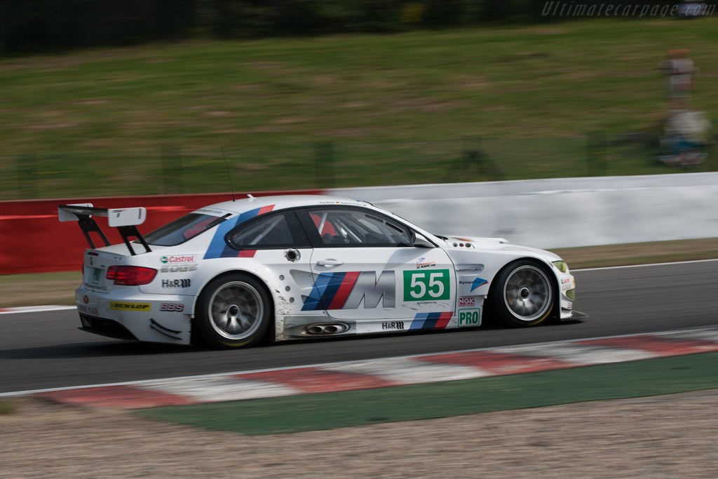 BMW M3 GT2 - Chassis: 1103  - 2011 Le Mans Series Spa 1000 km (ILMC)