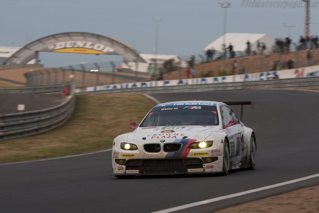 BMW M3 GT2 - Chassis: 1106   - 2011 24 Hours of Le Mans
