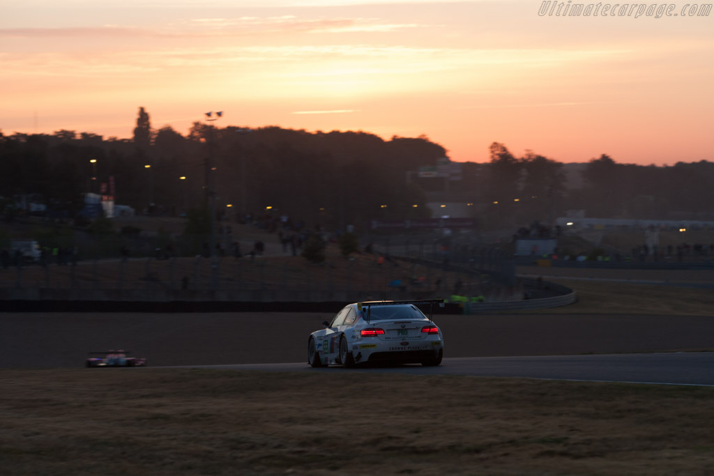 BMW M3 GT2 - Chassis: 1103  - 2011 24 Hours of Le Mans