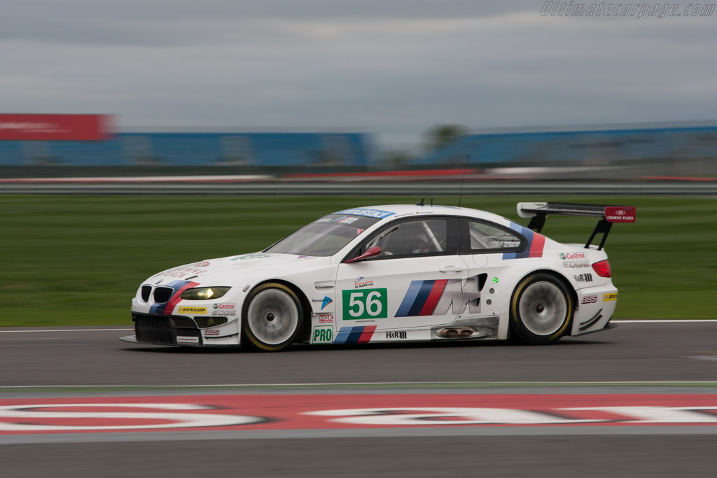 BMW M3 GT2 - Chassis: 1106   - 2011 Le Mans Series 6 Hours of Silverstone (ILMC)