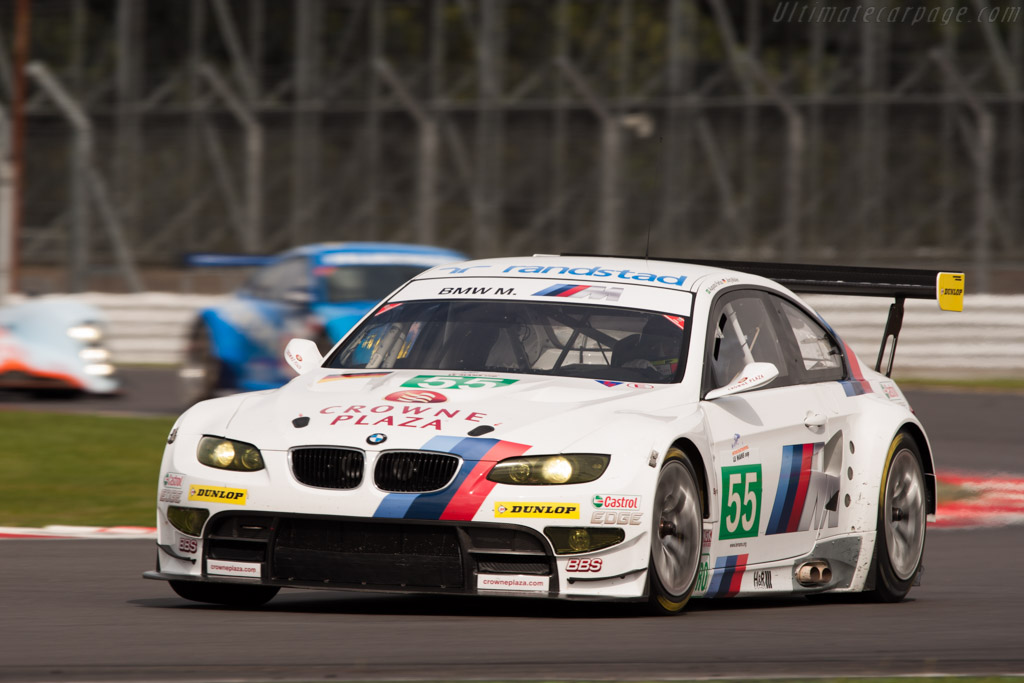 BMW M3 GT2 - Chassis: 1103   - 2011 Le Mans Series 6 Hours of Silverstone (ILMC)