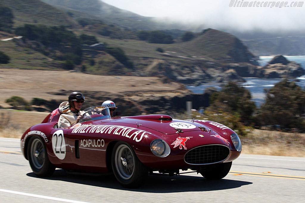 Ferrari 250 Monza Scaglietti Spyder - Chassis: 0442M   - 2007 Pebble Beach Concours d'Elegance