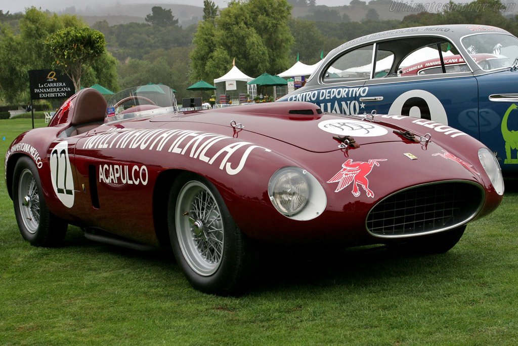 Click here to open the Ferrari 250 Monza Scaglietti Spyder gallery