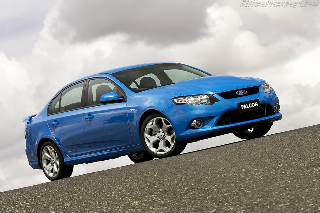 Click here to open the Ford FG Falcon XR8 gallery