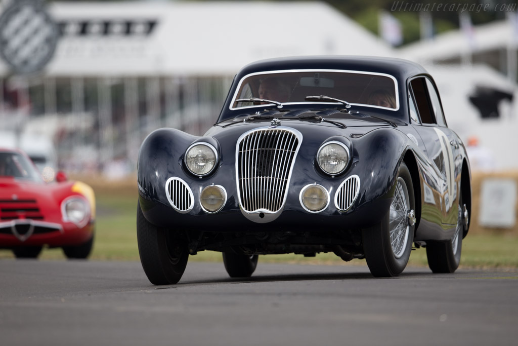 Talbot Lago T26 GS 'Chambas' Coupe - Chassis: 110105   - 2015 Goodwood Festival of Speed