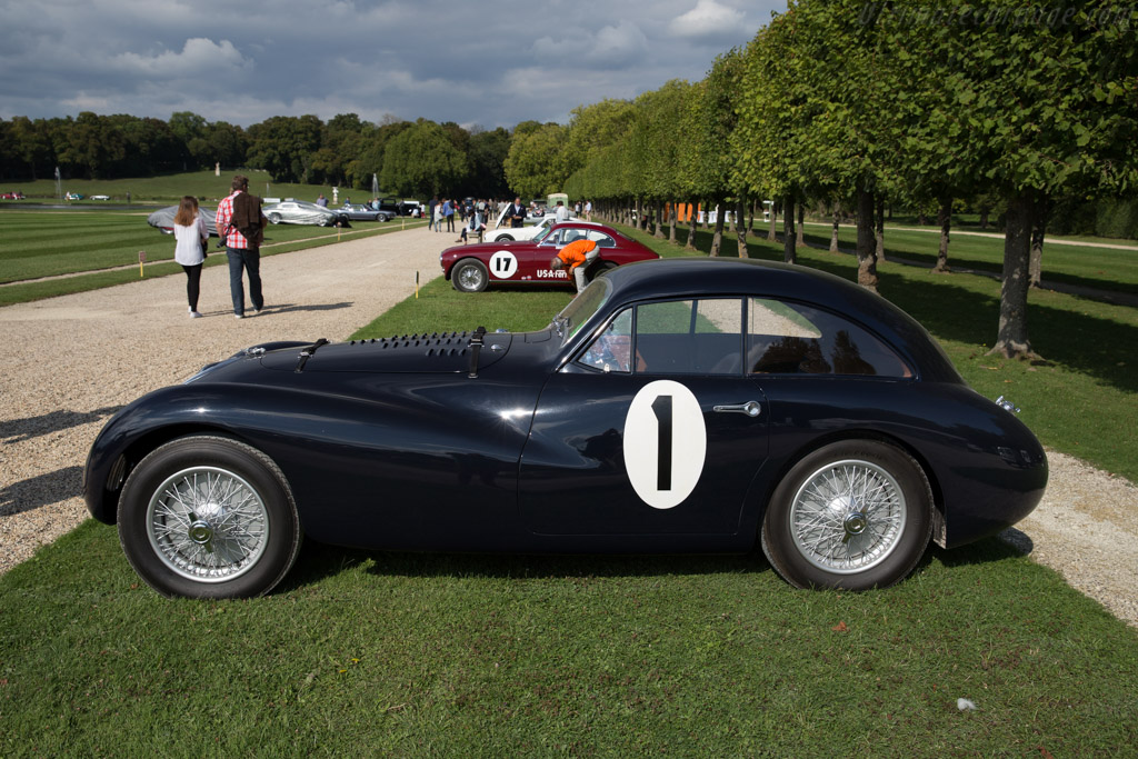 Talbot Lago T26 GS 'Chambas' Coupe - Chassis: 110105  - 2015 Chantilly Arts & Elegance