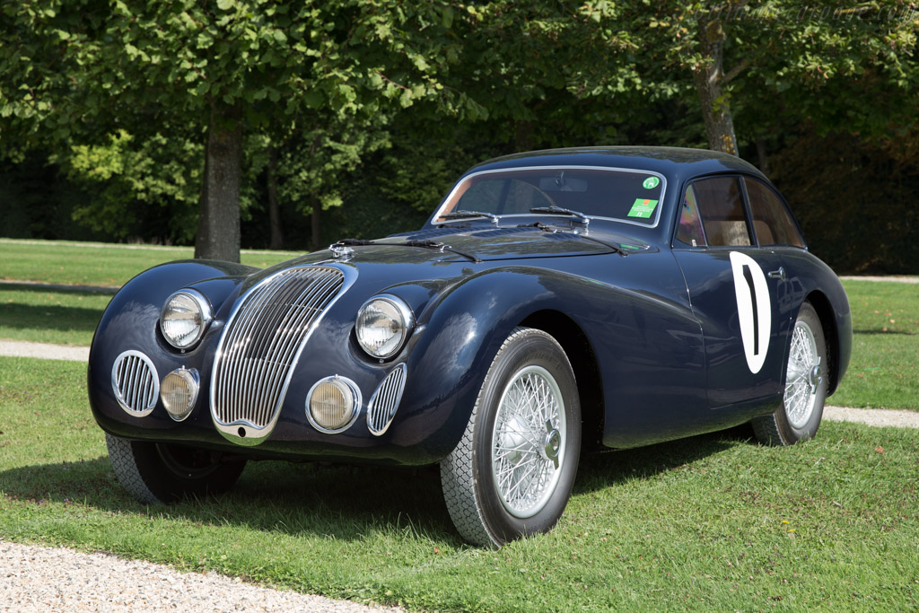 Click here to open the Talbot Lago T26 GS 'Chambas' Coupe gallery