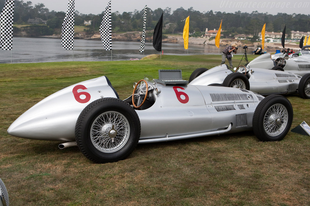 Mercedes-Benz W154 - Chassis: 189445/15   - 2009 Pebble Beach Concours d'Elegance