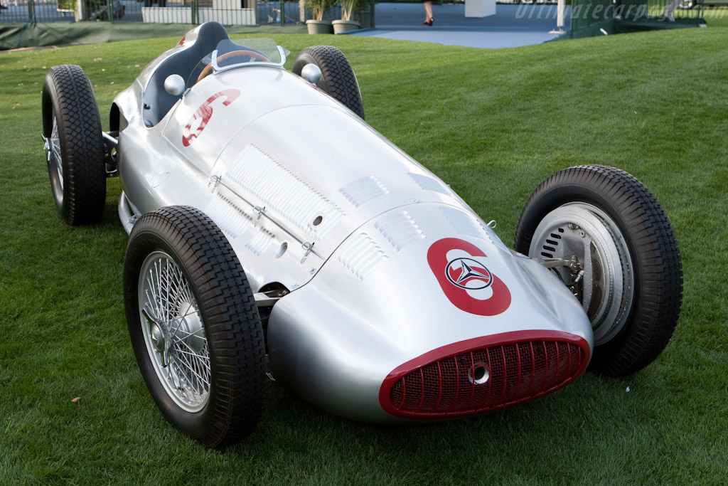 Mercedes-Benz W154 - Chassis: 189445/15   - 2009 Amelia Island Concours d'Elegance