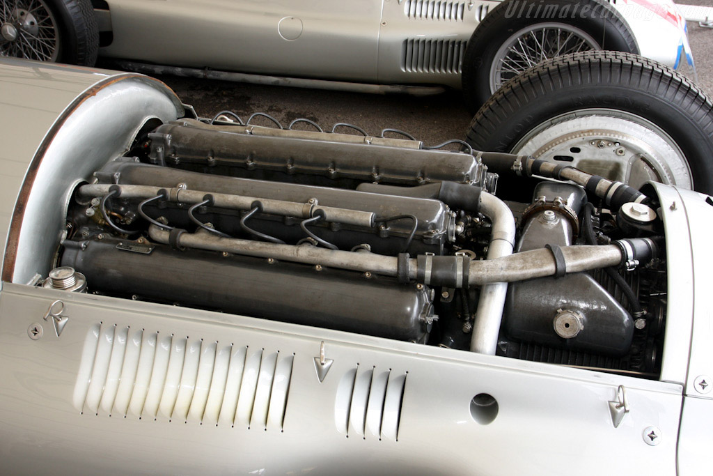 Mercedes-Benz W154 - Chassis: 189441/11   - 2009 Goodwood Festival of Speed